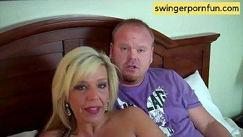 Агент отымел тонкую блондинку на порно кастинге