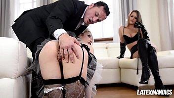 Сладкий домашний русский секс с юный любовницей